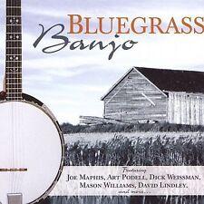 New: Various Artists: Bluegrass Banjo  Audio CD