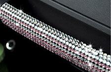900pcs New 4mm Bling Crystal Rhinestone DIY Auto Car Stickers Round Decor Mobile