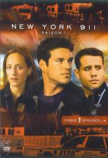 New York 911 : Saison 1 - épisodes 1 à 4 (DVD)