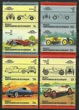 GRENADINES OF ST VINCENT AUTOMOBILES FIAT LINCOLN CARS WAGEN MARMON WASP **1985