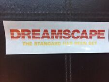 Dreamscape The Standard Has Been Set Sticker Rave