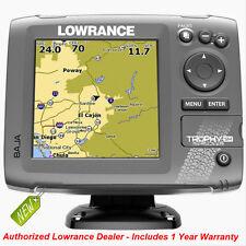 Lowrance Trophy 5M Baja  Offroad GPS Plotter 000-12652-001