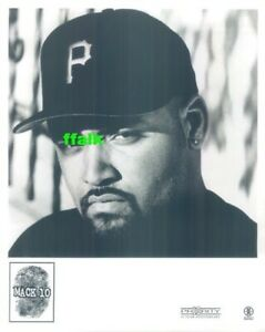 Press Photo: MACK 10 8x10 B&W