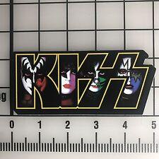 """Kiss Logo 5"""" Wide Vinyl Decal Sticker - BOGO"""
