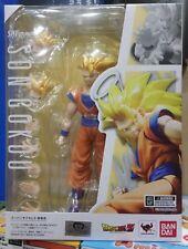 Bandai Dragonball Z S.H.Figuarts Super Saiyan 3 Son Gokou Goku action figure