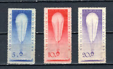 RUSSIA 1933 AIR STRATOSPHERE RECORD COMPLETE  SET OF MH STAMPS MOUNTED MINT