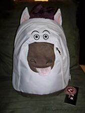 NWT Horze Equestrian HAPPY GO LUCKY Pony Horse Backpack Stain Resistant SO CUTE