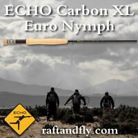 "ECHO Carbon XL Euro Nymph 3wt 10'0"" - Lifetime Warranty - Free Shipping"