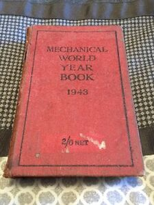 Mechanical World Year Book 1943
