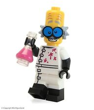 LEGO Collectible MiniFigures: Series 14: #03 - Crazy Scientist  (Sealed Pack!)