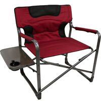 Folding Outdoor Camping Director S Chair With Cup Holder
