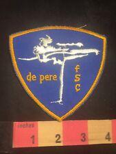 Vintage de pere FSC FIGURE SKATING CLUB Patch 80K7