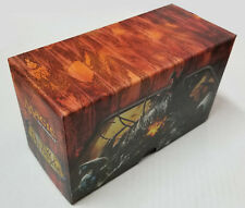 EMPTY Magic the Gathering MTG New Phyrexia 500ct Deck Box from Fat Pack
