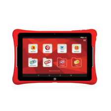 nabi Elev-8 8 inch 32GB Kids Tablet  Red NBX208H00004US