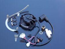 KTM HUSQVARNA HUSABERG 2 TEMPS COMPLET KIT Original Ventilateur de Radiateur Fan