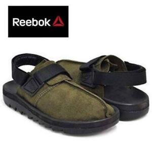 Reebok BEATNIK Reebok Beatnik Sandal Army green Size US 8 JP 26 from japan