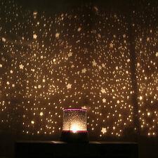 Star Beauty LED Lampe Sternenhimmel Nachtlicht Kinder und Deko Projektor EU