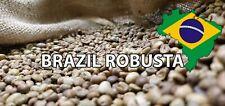 5 LB BRAZIL BRAZILLIAN CONILON GREEN UNROASTED RAW COFFEE BEANS - ROBUSTA