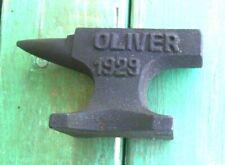 Cast Iron FORD Tractor 1920 Mini Anvil Salesman Sample Blacksmith Tool
