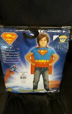 Superman Muscle Chest Child Costume Standard Rubies