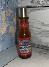 Vintage Budweiser Beer Bottle Lighter Deco Piece