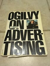 Ogilvy on Advertising by David Ogilvy (1985, Paperback)