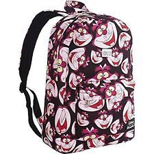 Disney Alice In Wonderland Cheshire Cat All Over Print Backpack by Loungefly NEW