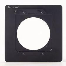 Luland Produced Deardorff 153mm to Linhof 99*96mm LF lens board adapter CNC tech