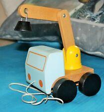 ? Babyspielzeug- Holzbagger- Motorik - Top ?