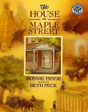 The House on Maple Street-ExLibrary