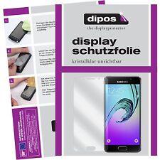 2x Samsung Galaxy A3 (2016) Schutzfolie Display Folie SM-A310 klar dipos