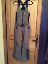 NAPAPIJRI Pantalon Femmes Tissu Chino Mid Waist Stretch Confort taille m//38 l//40
