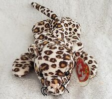 2969492f28a Ty Beanie Baby Freckles - Cat Leopard 1996 - With Tag Protector- Retired