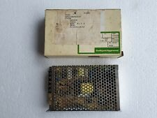 Mean Well S-60-24 DC Power Supply. Input:100-240 VAC Output: 24 VDC 2.5 Amps NEW
