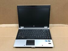 "HP EliteBook 8440p 14in"" 240GB New SSD, Intel Core i5, 2.4GHz, 4GB) Win 10 Pro"