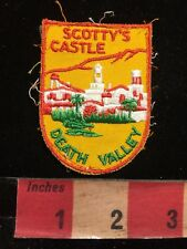 DEATH VALLEY NATIONAL PARK California Patch SCOTTY'S CASTLE 84K9