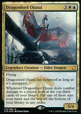 Dragonlord Ojutai FOIL | NM | Prerelease Promo | Magic MTG
