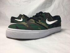 Nike SB Zoom Stefan Janoski Camo Green Mens Shoes Size 11