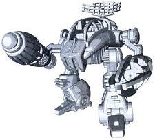 Lobster, heavy-duty weponised walker Tehnolog Robogear Cyberon Planet Sentinel