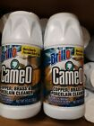Lot of 2 Brillo Cameo Copper Brass & Porcelain Cleaner 10 Oz LL