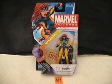 "Marvel Universe JEAN GREY 3.75"" Action Figure 004 Series 2 New 2009 HASBRO"