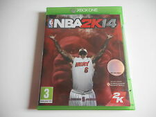 JEU XBOX ONE  - NBA 2K 14