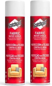 300ML SCOTCH GUARD SCOTCHGARD MULTIPURPOSE FABRIC UPHOLSTERY WATERSHIELD PROTECT