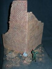 1/35 Scale Ruined End wall sections ~ FoG models 5042