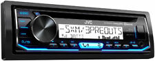JVC Single DIN SiriusXM Ready Bluetooth Marine/Powersports Stereo | KD-R99MBS