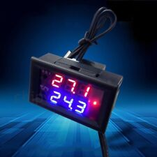Microcomputer Thermostat switch Temperature Controller DC 12V Digital LED