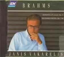 Various Classical(CD Album)Piano Sonatas Nos. 3 & 6-New