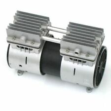2018 Upgraded 1 HP Noiseless & Oil Free Dental Air Compressor Motor 220V