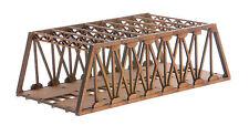 N-BR005 Twin Track Long Girder Rail Bridge N Gauge Model Laser Cut Kit