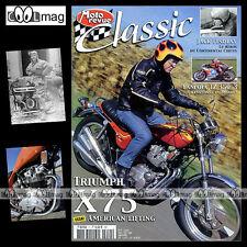 MOTO REVUE CLASSIC N°11 DOUGLAS, JACK FINDLAY, HONDA 25 CB 92 BENLY, TRIUMPH X75